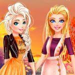 Ellie And Elisa Autumn Patterns