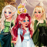 Princesses: Magical Elf